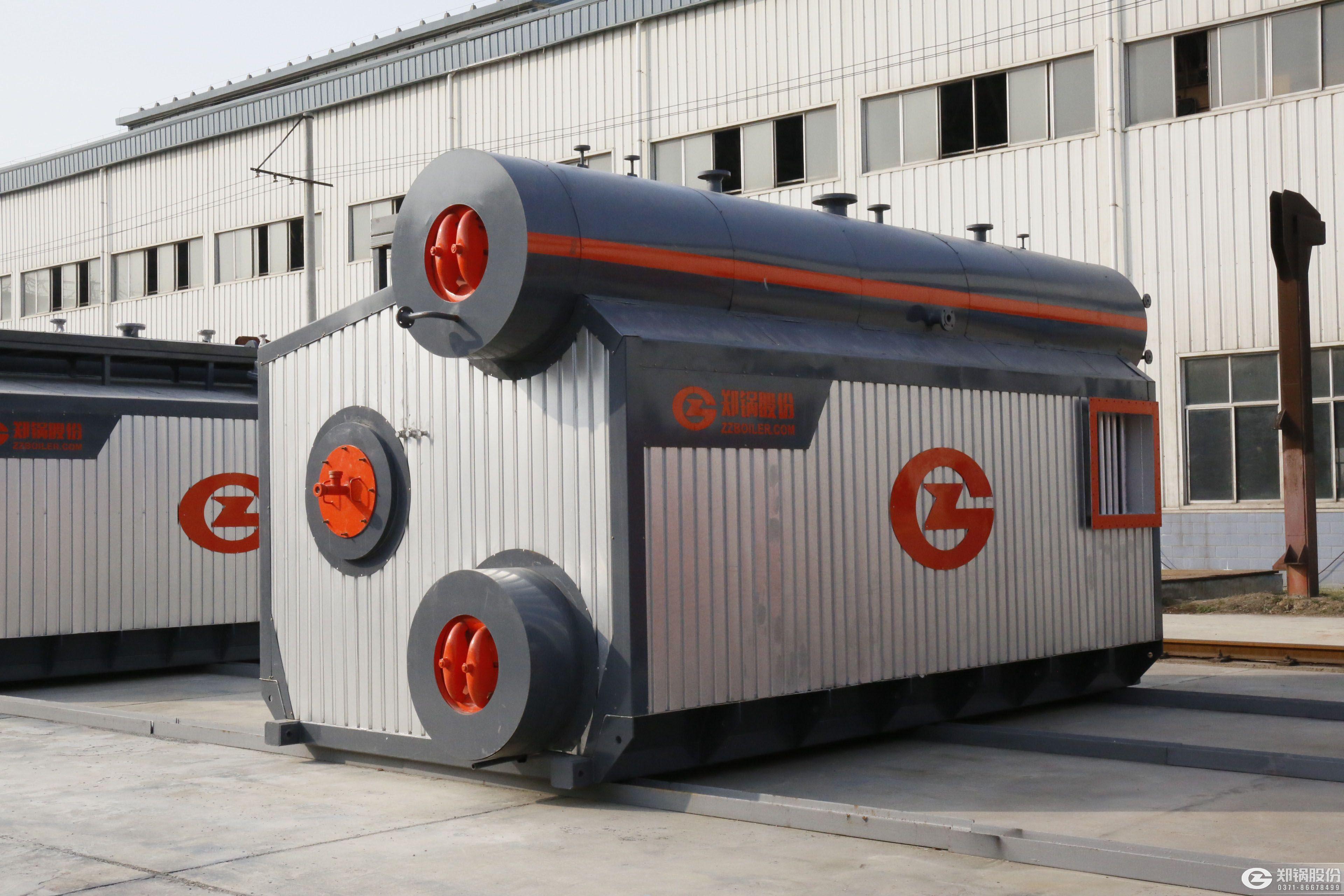 ZG燃油燃气锅炉/SZS型锅炉/油气热水锅炉型号