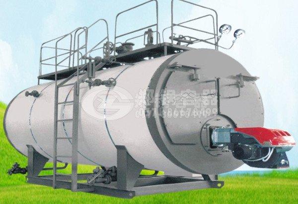 天然气立式锅炉内部结构图